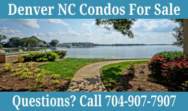 Denver NC Condos For Sale