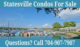 Statesville Condos For Sale