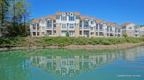 Lake Norman Waterfront Condos